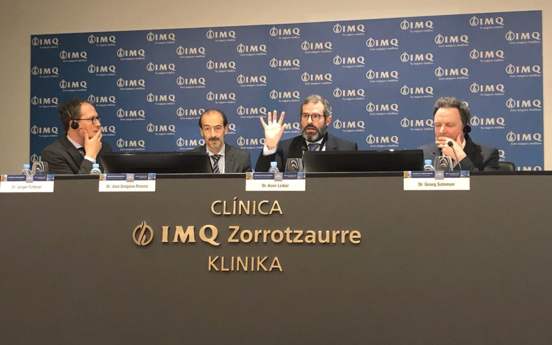 V Reunión Multidisciplinar Urología Clínica en Bilbao