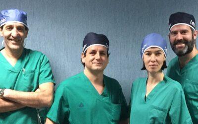 Dr. Asier Leibar. Prostatectomía por Robot Da Vinci.